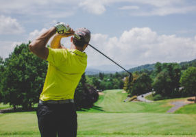 Super Speed Golf Swing | Healthy Shoulders | Buffalo NY | Leading Edge Performance